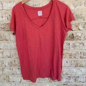 3/$20 Zara pink large basics tee shirt large
